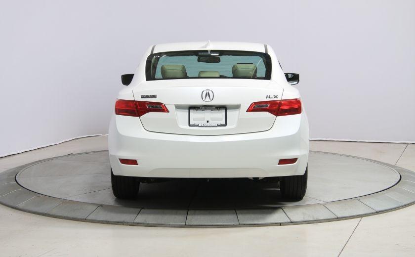 2013 Acura ILX Premium Pkg AUTO CUIR TOIT MAGS BLUETOOTH #5