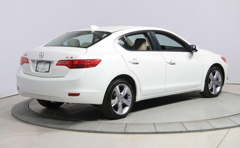 2013 Acura ILX Premium Pkg AUTO CUIR TOIT MAGS BLUETOOTH #6