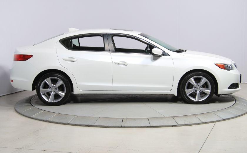 2013 Acura ILX Premium Pkg AUTO CUIR TOIT MAGS BLUETOOTH #7