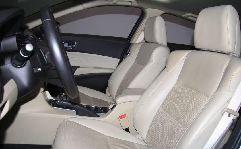 2013 Acura ILX Premium Pkg AUTO CUIR TOIT MAGS BLUETOOTH #9