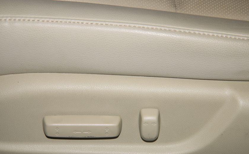 2013 Acura ILX Premium Pkg AUTO CUIR TOIT MAGS BLUETOOTH #11