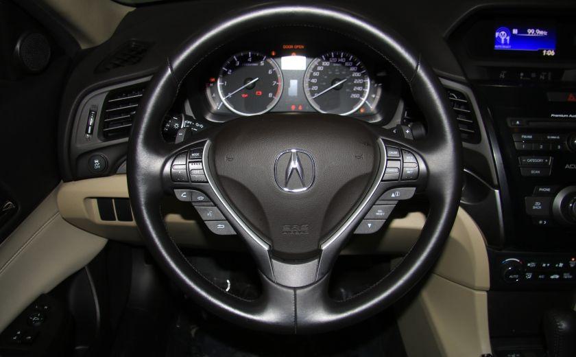 2013 Acura ILX Premium Pkg AUTO CUIR TOIT MAGS BLUETOOTH #15