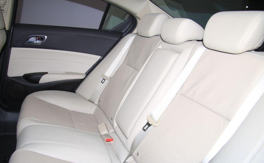 2013 Acura ILX Premium Pkg AUTO CUIR TOIT MAGS BLUETOOTH #21