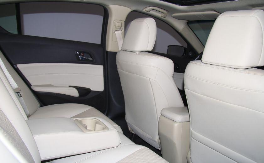 2013 Acura ILX Premium Pkg AUTO CUIR TOIT MAGS BLUETOOTH #22