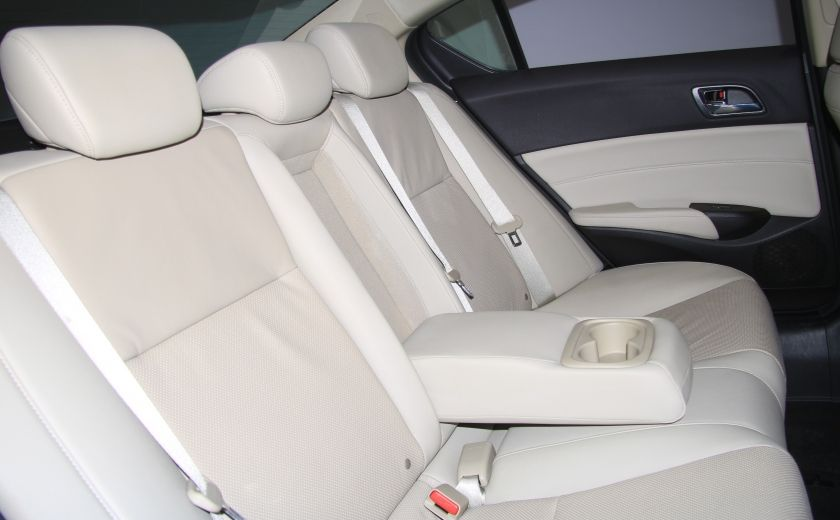 2013 Acura ILX Premium Pkg AUTO CUIR TOIT MAGS BLUETOOTH #23