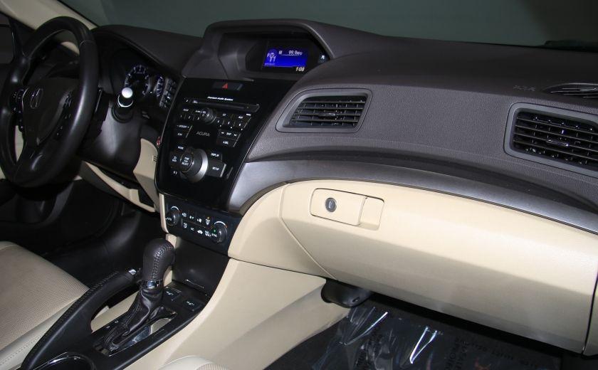 2013 Acura ILX Premium Pkg AUTO CUIR TOIT MAGS BLUETOOTH #24