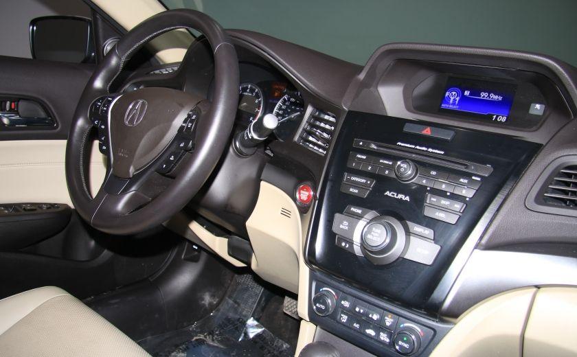 2013 Acura ILX Premium Pkg AUTO CUIR TOIT MAGS BLUETOOTH #25
