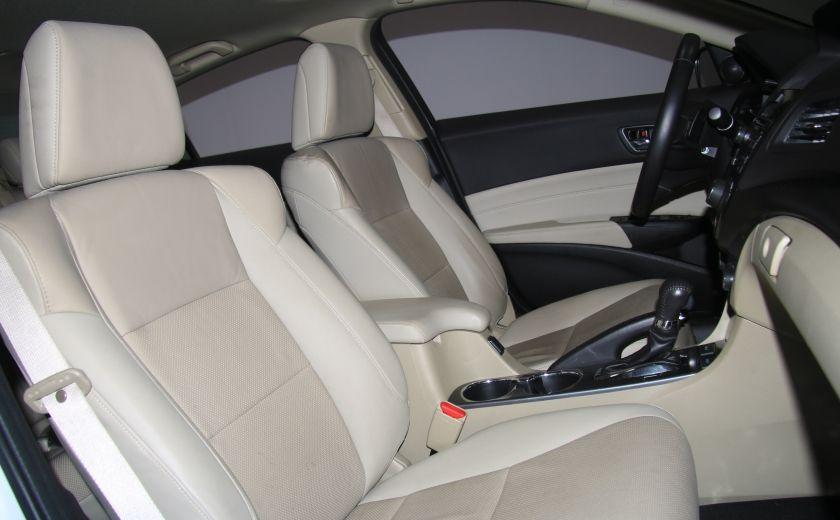 2013 Acura ILX Premium Pkg AUTO CUIR TOIT MAGS BLUETOOTH #26