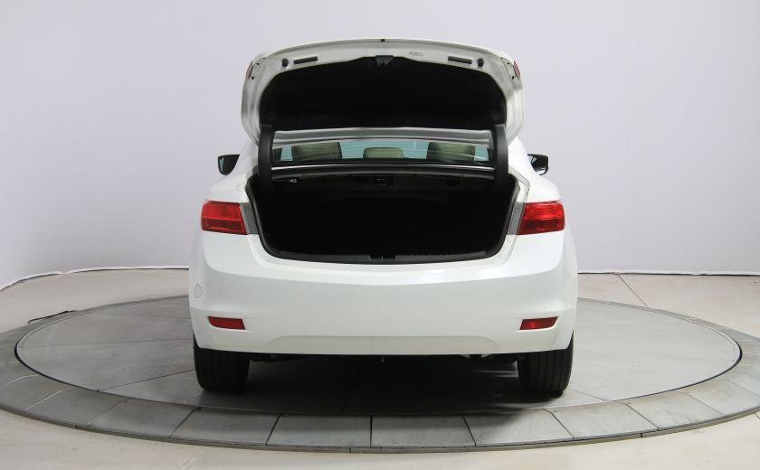2013 Acura ILX Premium Pkg AUTO CUIR TOIT MAGS BLUETOOTH #29
