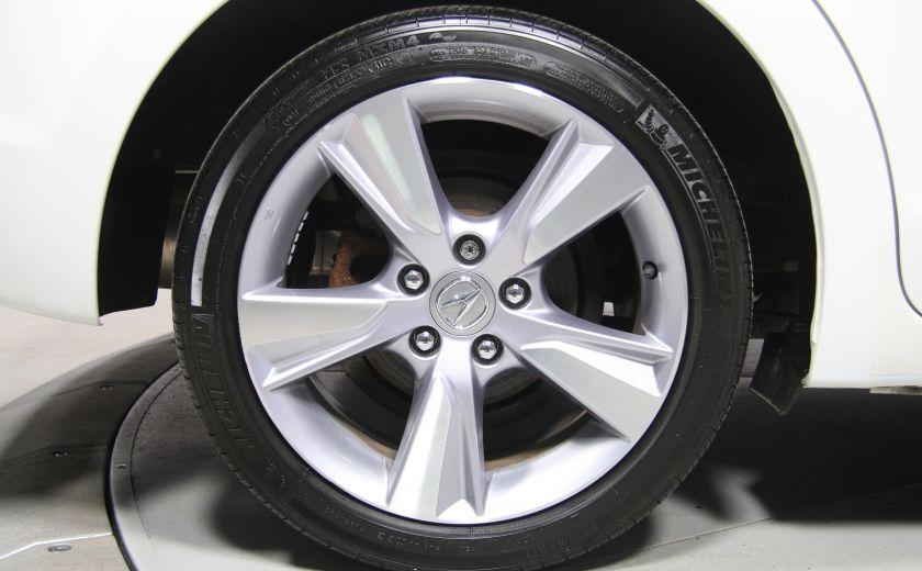 2013 Acura ILX Premium Pkg AUTO CUIR TOIT MAGS BLUETOOTH #32
