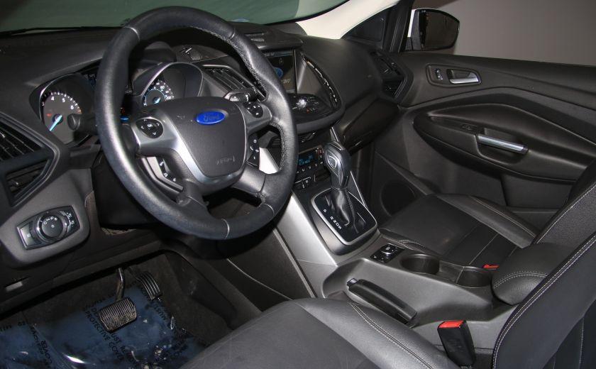 2014 Ford Escape SE 4WD CUIR TOIT NAVIGATION MAGS #8