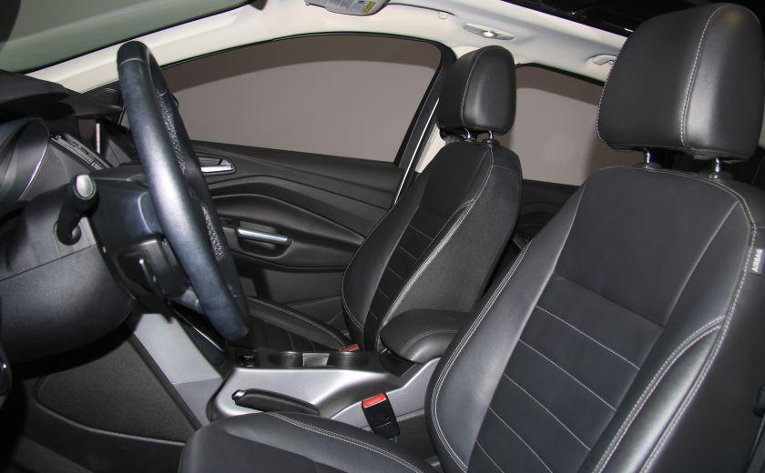 2014 Ford Escape SE 4WD CUIR TOIT NAVIGATION MAGS #9