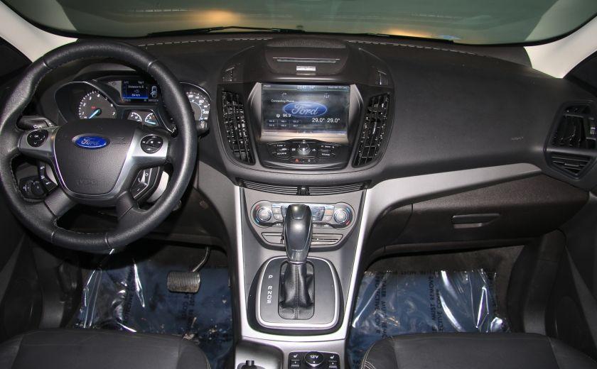 2014 Ford Escape SE 4WD CUIR TOIT NAVIGATION MAGS #13