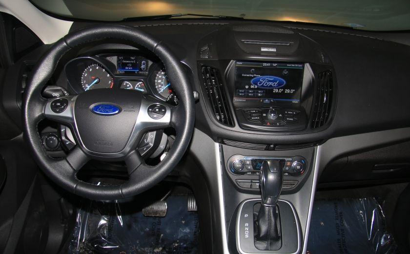2014 Ford Escape SE 4WD CUIR TOIT NAVIGATION MAGS #14