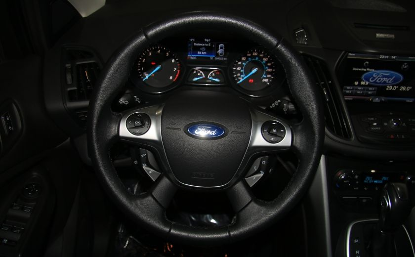 2014 Ford Escape SE 4WD CUIR TOIT NAVIGATION MAGS #15