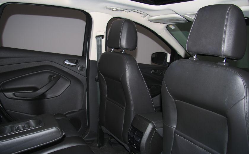 2014 Ford Escape SE 4WD CUIR TOIT NAVIGATION MAGS #22