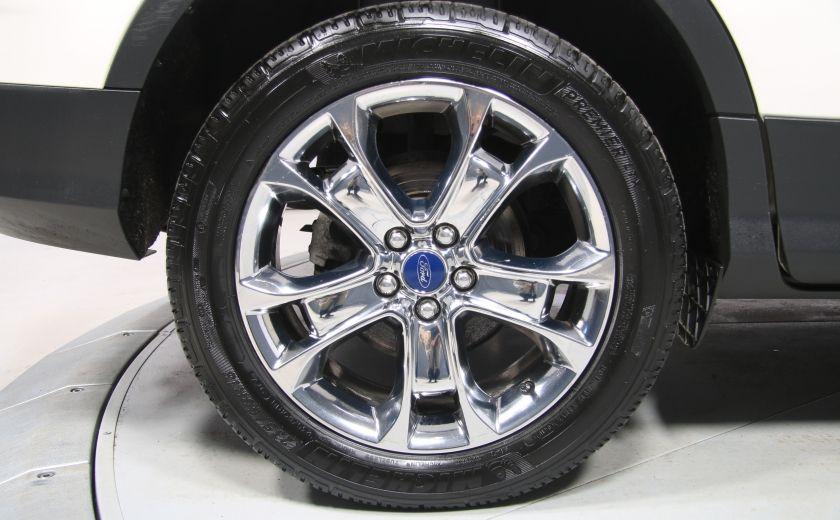 2014 Ford Escape SE 4WD CUIR TOIT NAVIGATION MAGS #33