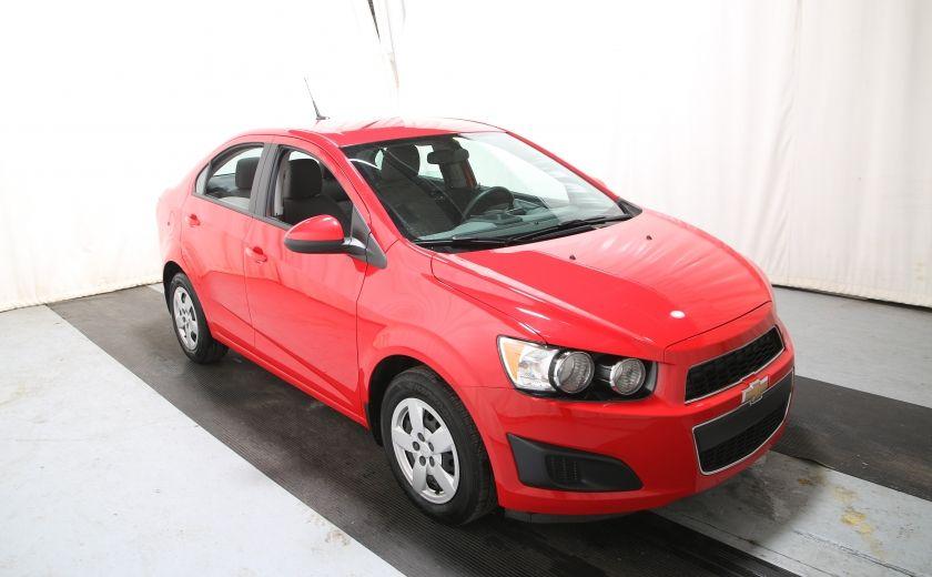 2014 Chevrolet Sonic LS A/C BLUETOOTH #0