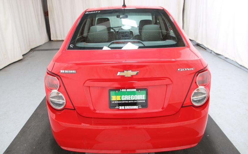 2014 Chevrolet Sonic LS A/C BLUETOOTH #4