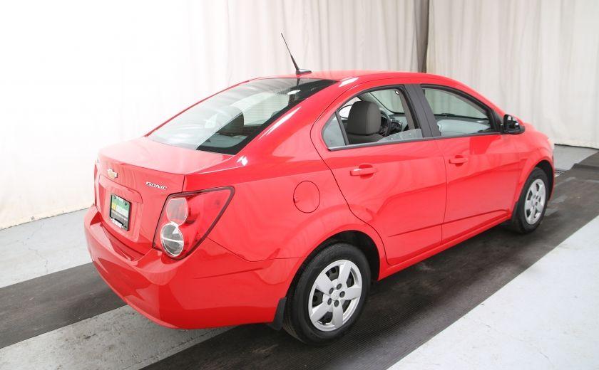 2014 Chevrolet Sonic LS A/C BLUETOOTH #5