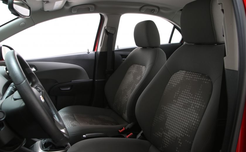 2014 Chevrolet Sonic LS A/C BLUETOOTH #7