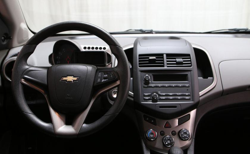 2014 Chevrolet Sonic LS A/C BLUETOOTH #9