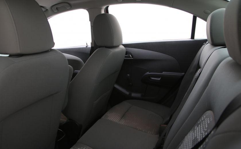2014 Chevrolet Sonic LS A/C BLUETOOTH #12