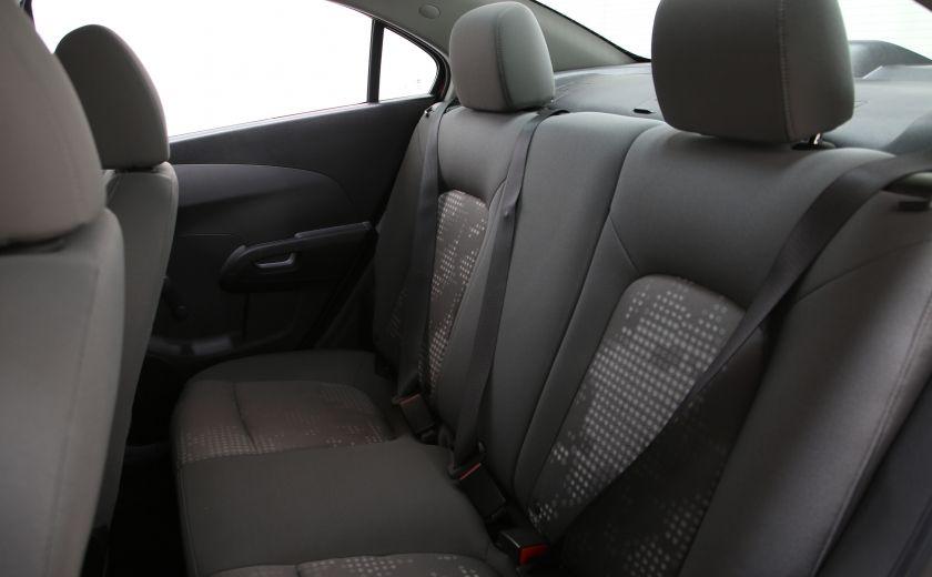 2014 Chevrolet Sonic LS A/C BLUETOOTH #13