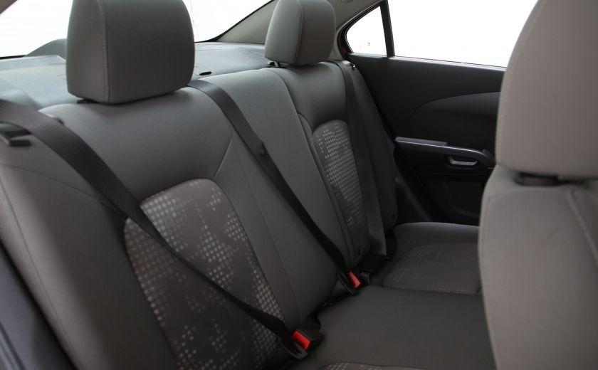 2014 Chevrolet Sonic LS A/C BLUETOOTH #15