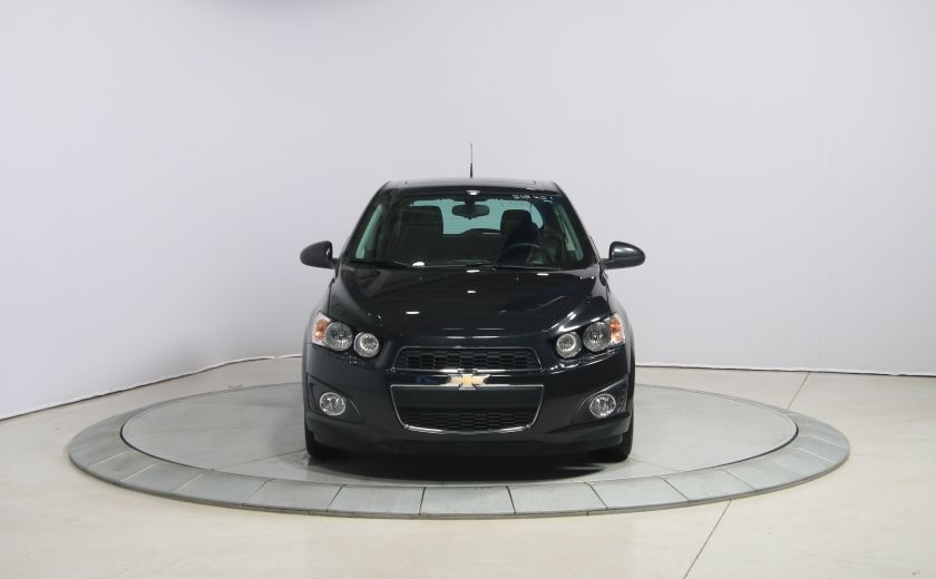 2014 Chevrolet Sonic LT A/C TOIT MAGS CAMERA RECUL BLUETOOTH #0