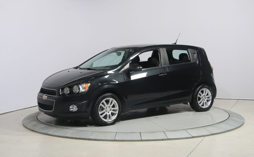 2014 Chevrolet Sonic LT A/C TOIT MAGS CAMERA RECUL BLUETOOTH #1
