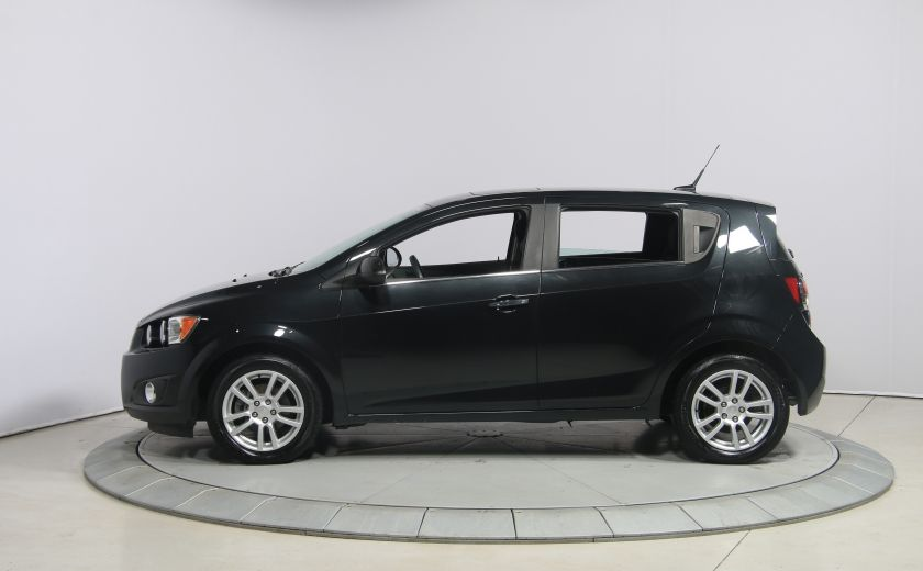 2014 Chevrolet Sonic LT A/C TOIT MAGS CAMERA RECUL BLUETOOTH #2