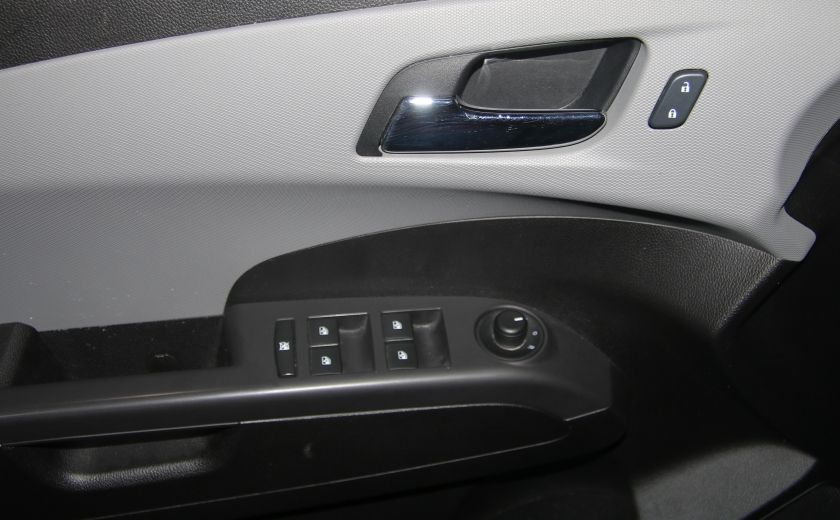 2014 Chevrolet Sonic LT A/C TOIT MAGS CAMERA RECUL BLUETOOTH #6