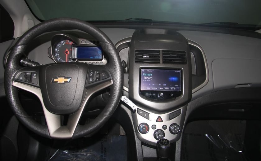 2014 Chevrolet Sonic LT A/C TOIT MAGS CAMERA RECUL BLUETOOTH #9