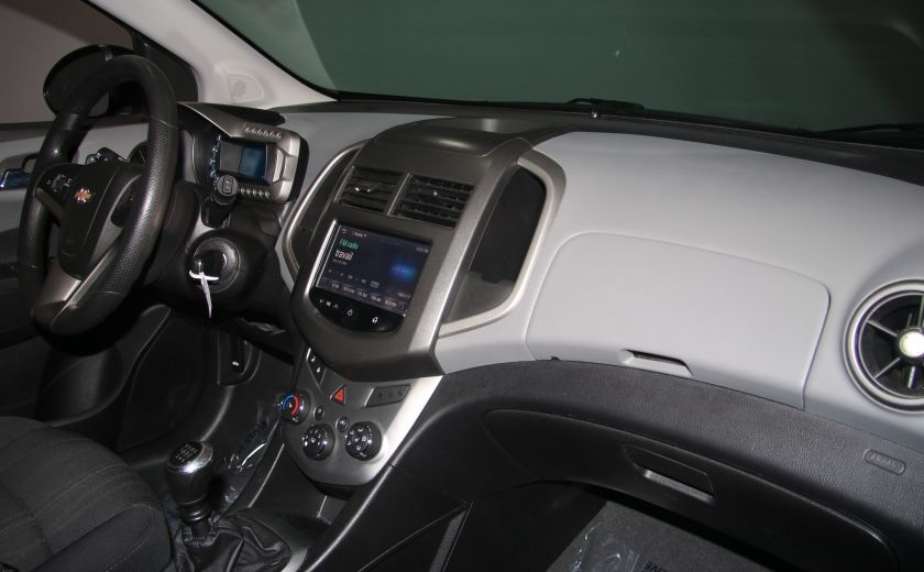 2014 Chevrolet Sonic LT A/C TOIT MAGS CAMERA RECUL BLUETOOTH #18