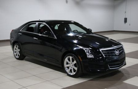 2014 Cadillac ATS Luxury AWD AUTO A/C CUIR TOIT MAGS CAMERA RECUL #0