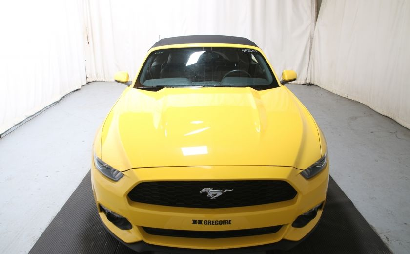 2016 Ford Mustang EcoBoost Premium #1