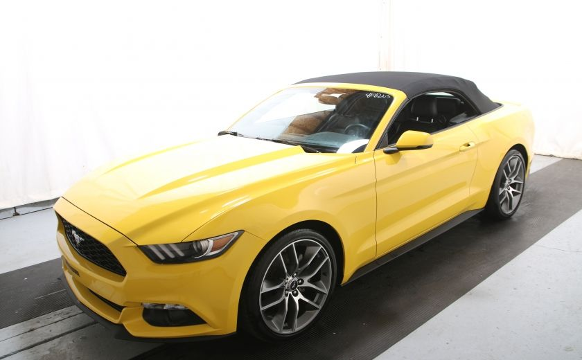 2016 Ford Mustang EcoBoost Premium #2