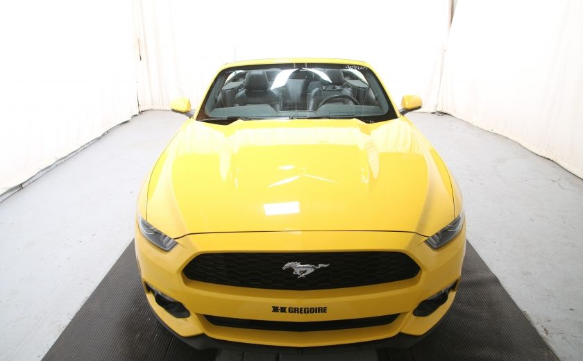 2016 Ford Mustang EcoBoost Premium #7