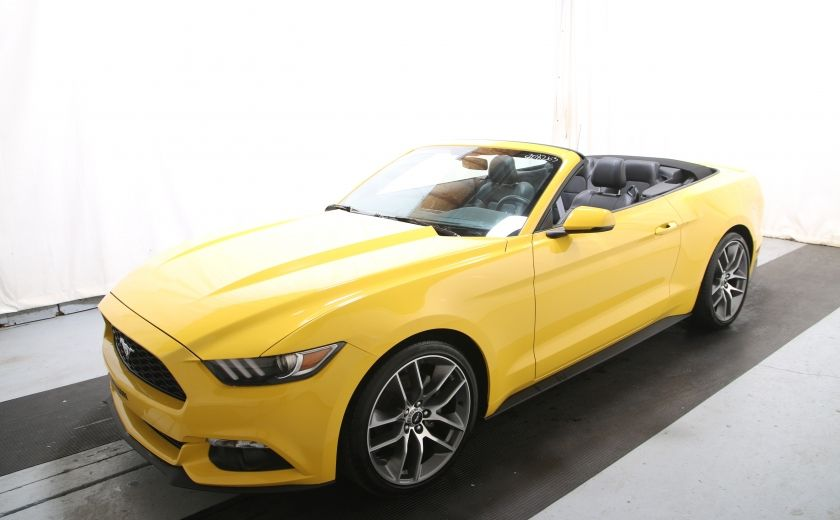 2016 Ford Mustang EcoBoost Premium #8
