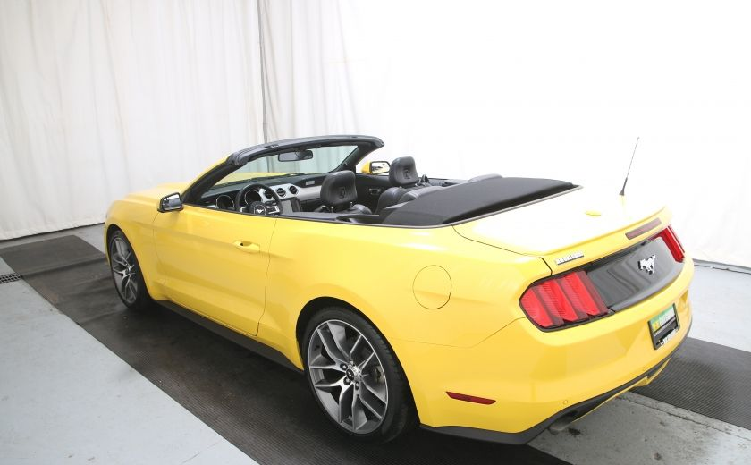 2016 Ford Mustang EcoBoost Premium #9