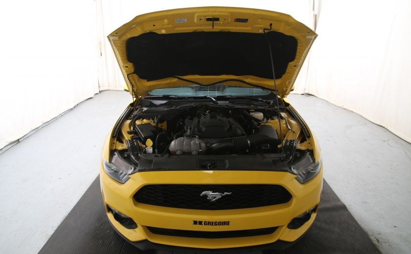 2016 Ford Mustang EcoBoost Premium #28