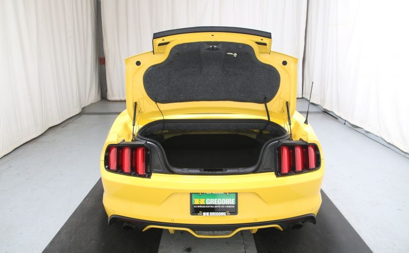 2016 Ford Mustang EcoBoost Premium #30