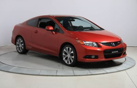 2012 Honda Civic Si A/C TOIT MAGS BLUETOOTH #0