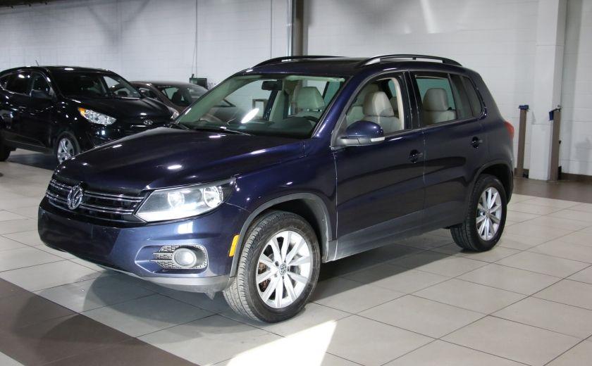 2013 Volkswagen Tiguan  4MOTION A/C CUIR TOIT MAGS BLUETOOTH #2
