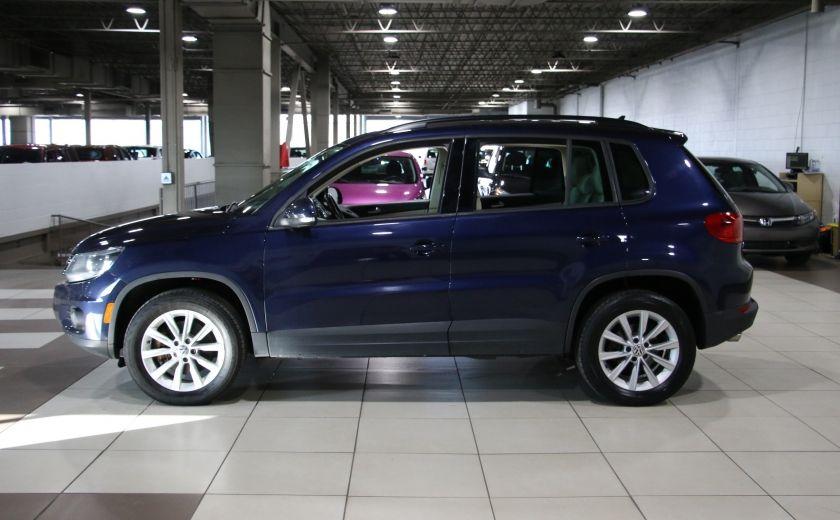 2013 Volkswagen Tiguan  4MOTION A/C CUIR TOIT MAGS BLUETOOTH #3