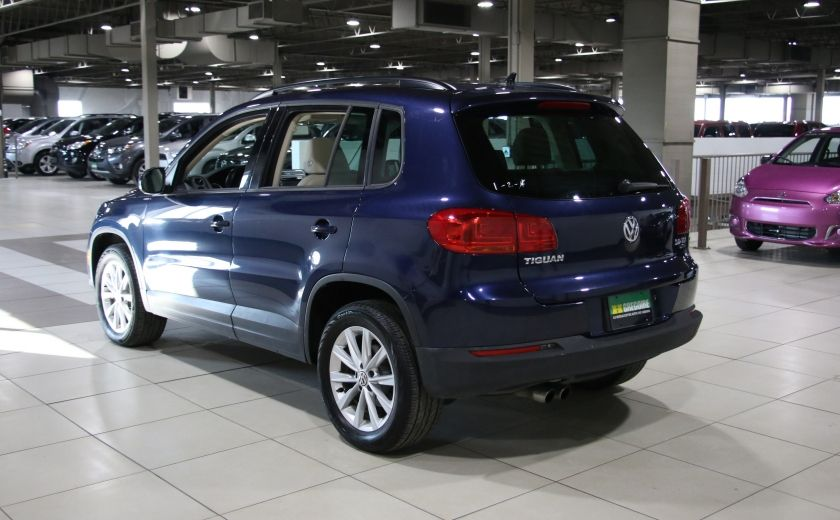 2013 Volkswagen Tiguan  4MOTION A/C CUIR TOIT MAGS BLUETOOTH #4