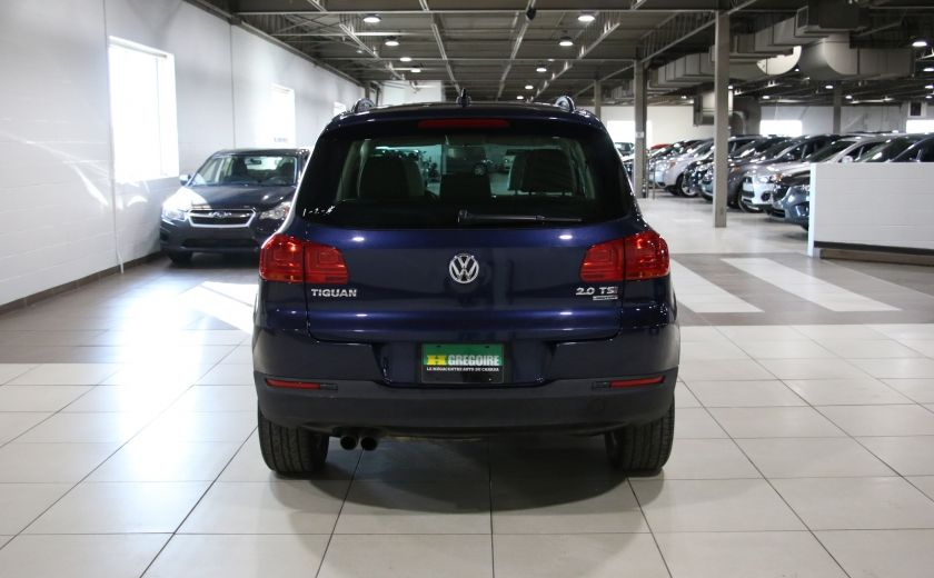 2013 Volkswagen Tiguan  4MOTION A/C CUIR TOIT MAGS BLUETOOTH #5
