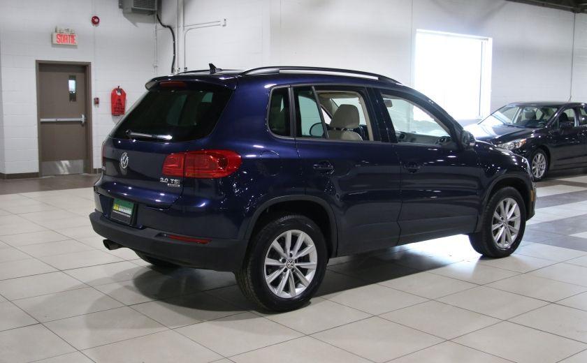 2013 Volkswagen Tiguan  4MOTION A/C CUIR TOIT MAGS BLUETOOTH #6