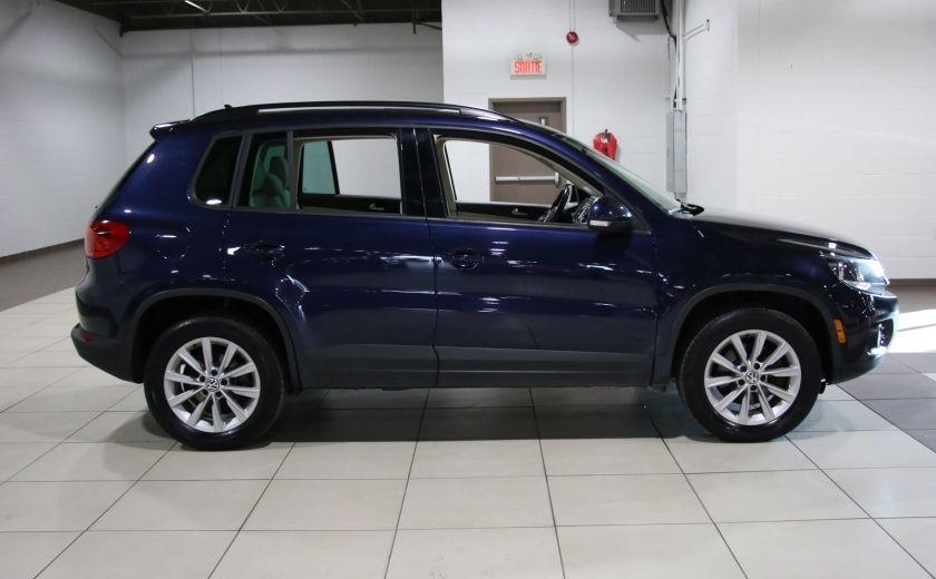 2013 Volkswagen Tiguan  4MOTION A/C CUIR TOIT MAGS BLUETOOTH #7